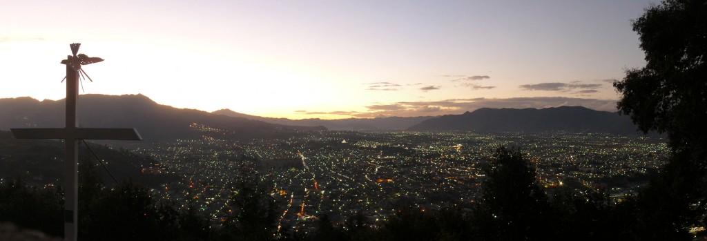 panorama baul 1024x349 - Guía Turística - Cerro El Baúl, Quetzaltenango