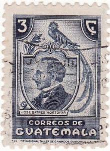 jBMon - José Batres Montufar, escritor