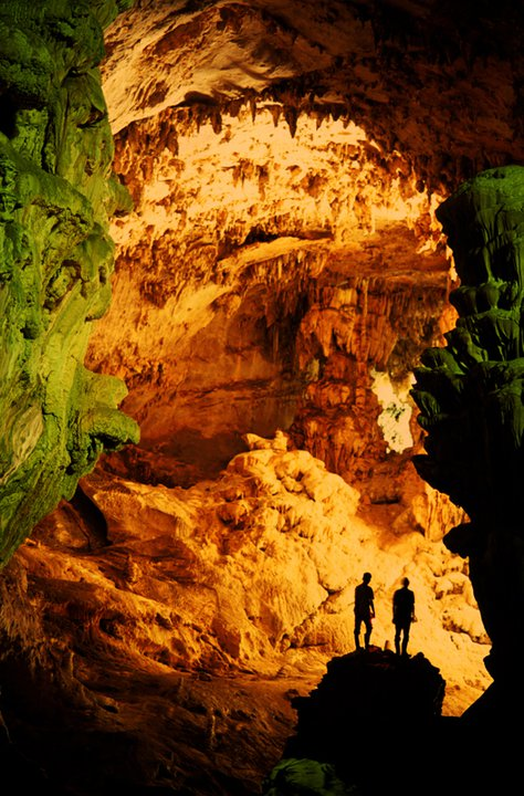 Cuevas de Candelaria - foto por Ricky Lopez Bruni