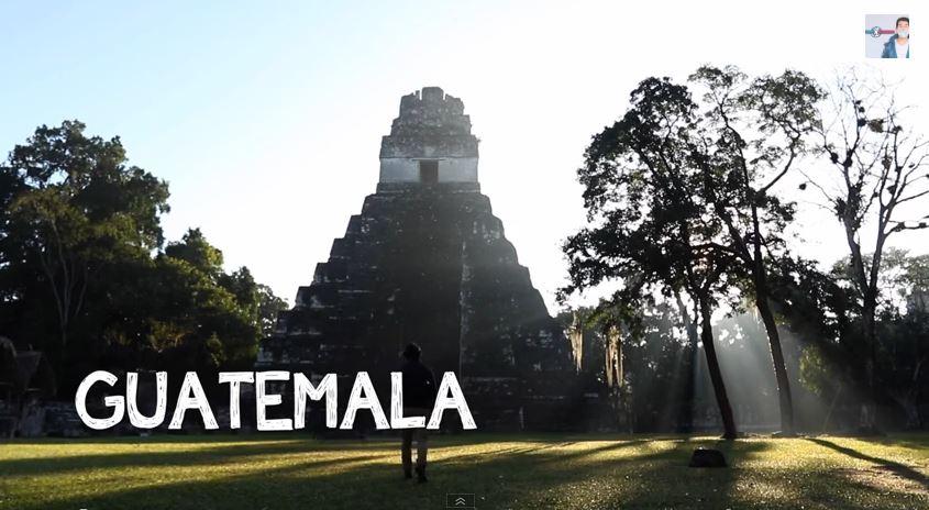 Video Turístico – Alan x El Mundo Guatemala
