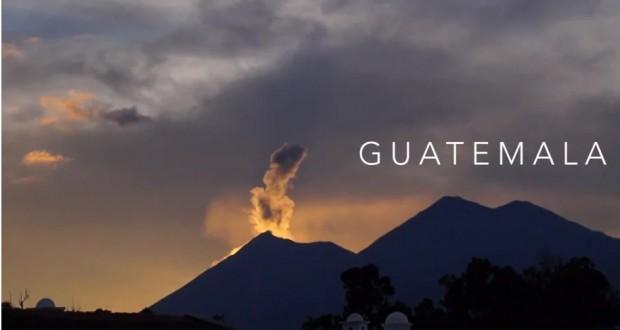 Video Turistico –  Guatemala