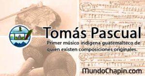 Personaje – Tomás Pascual, compositor