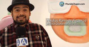 Naufus Ramírez Figueroa, artista