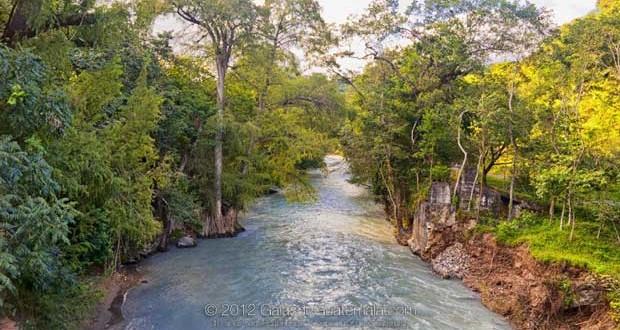 Guía Turística – Río Azul, Jacaltenango