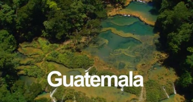 Video Turístico – Guatemala por Ricky Lopez Bruni Cine con Perhaps You Need a Little Guatemala