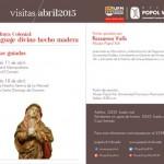 Evento: Visitas guiadas, Escultura Colonial
