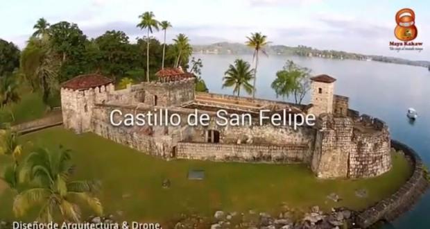 Video Aéreo – Rio Dulce y Castillo de San Felipe