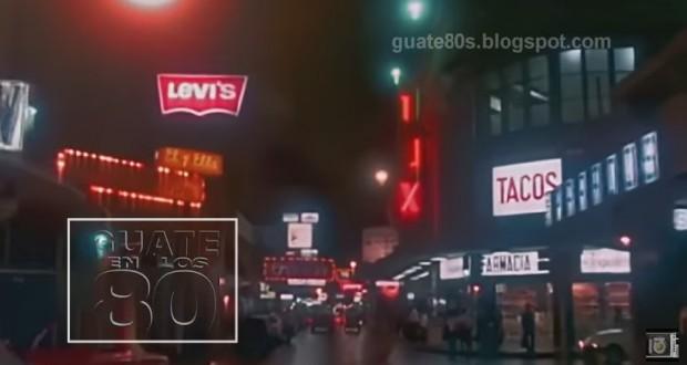 Video – Recorrido por la Sexta Avenida en 1982