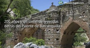 Doscientos años y un sinfín de leyendas detrás del Puente de Barranquilla