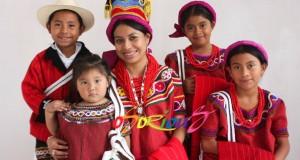 El Colorido Traje Típico de Guatemala