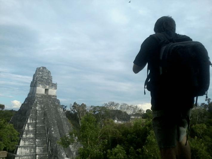Visitantes de todo el mundo viajan a Guatemala para conocer la historia de Tikal