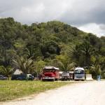 5 parqueo 150x150 - Guía Turística - Balneario Las Pozas, Macháquila, Poptún, Petén