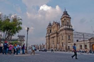 Catedral Metropolitana Ciudad de Guatemala foto por Hector Lopez 300x199 - Galeria - Fotos de Guatemala por Hector Lopez Cruz