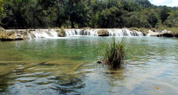 Guía Turística – Balneario Las Pozas, Macháquila, Poptún, Petén