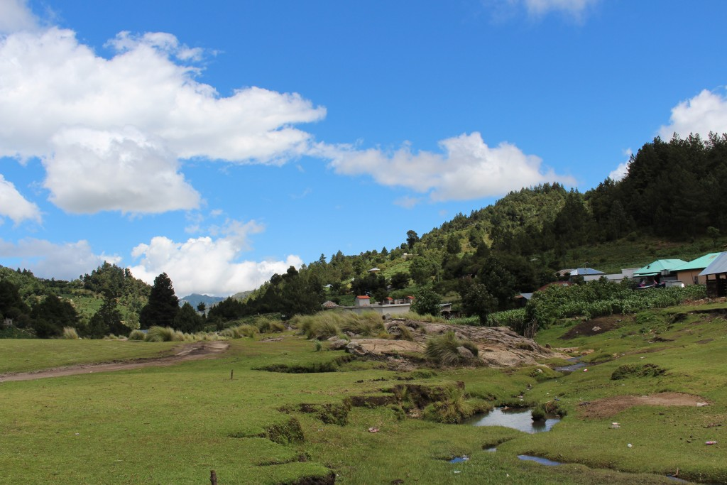 Concepción Tutuapa, San Marcos. Fotografía: Ana Lucía García