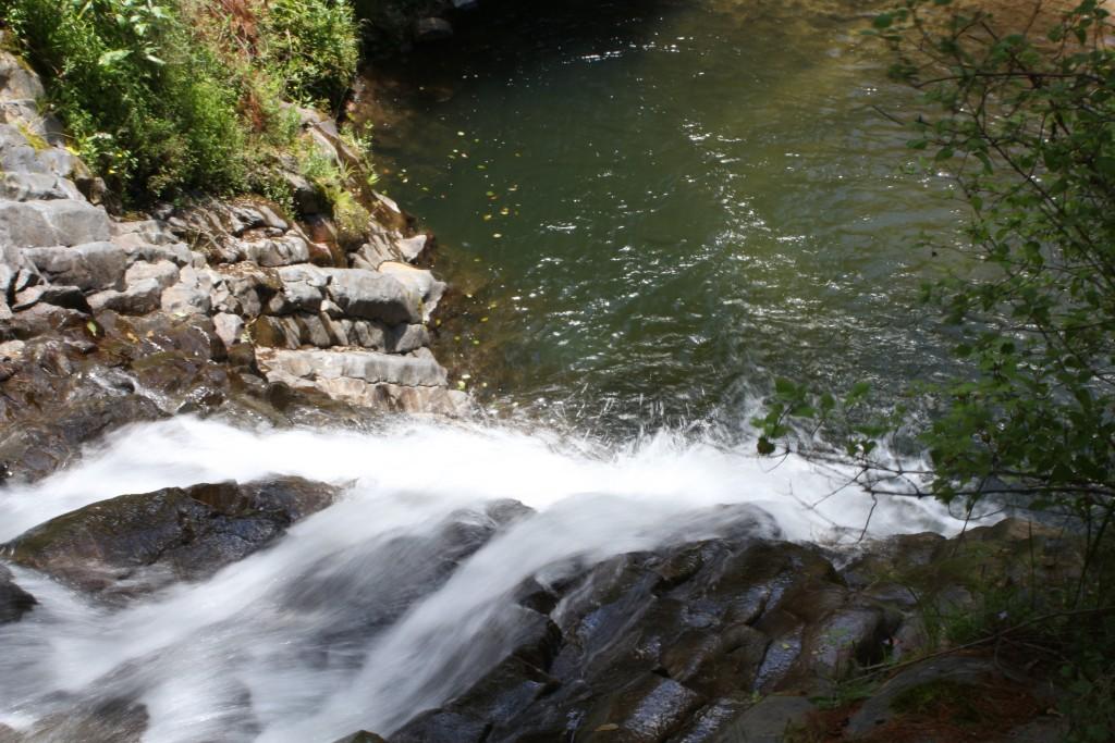 Cascada Concepción Tutuapa