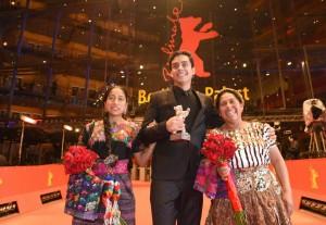 Premio a Ixcanul 300x207 - Ixcanul, la película guatemalteca que participaró en los Oscares