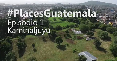 Guía Turística, video – Kaminal Juyu por ChapinPro