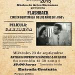 Evento – Flash back cine de Guatemala años 50's y 60´s