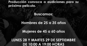 Evento – Casting para nuevo largometraje guatemalteco