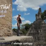 Evento – Tour a Tikal 16 al 18 de Octubre