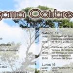 Programa Octubre 2015 (CNPAG)