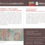 Evento – San Pedrito y San Gaspar