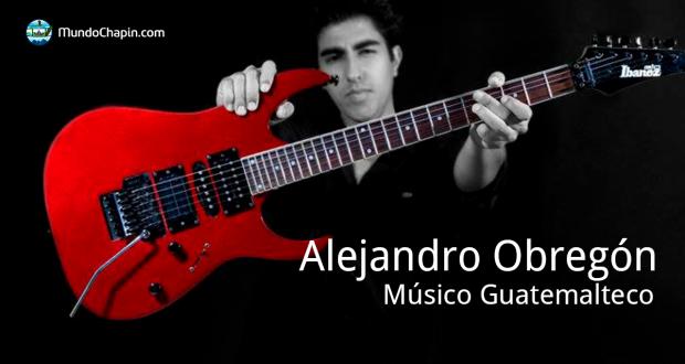 Alejandro Obregón, guitarrista