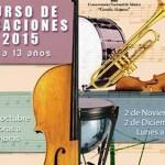 "Evento – Cursos de vacaciones – Conservatorio Nacional de Música ""Germán Alcántara"""