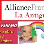Evento – Cursos Noviembre, Alianza Francesa