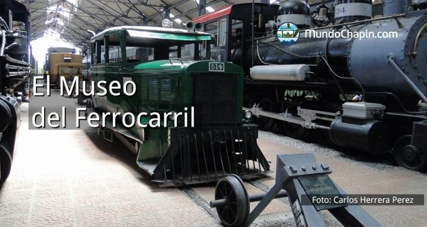 El Museo del Ferrocarril