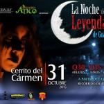 Evento –  La Noche de las Leyendas 31 Oct.