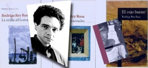 libros de Rodrigo Rey Rosa