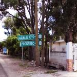 señalización 150x150 - Guía Turística - Laguna del Hoyo, Jalapa