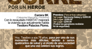 Evento – Corre por un Héroe