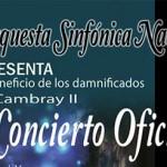Evento – Concierto OSN por el Cambray II