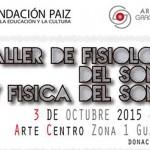 Evento – Taller De Fisiología Del Sonido Y Física Del Sonido