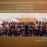 Evento – Concierto de Gala XLVI Aniversario CNPAG
