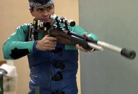 Solti Attila - Attila Solti, el campeón del tiro