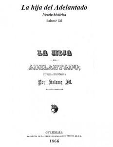 libro La Hija del Adelantado 232x300 - Resumen del libro La Hija del Adelantado por José Milla y Vidaurre