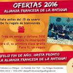 Evento – Feliz fin de año (Alianza Francesa)