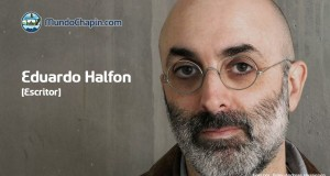 Eduardo Halfon, escritor