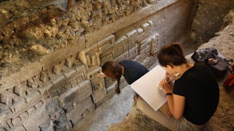 Arqueólogas guatemaltecas descubrieron cocinas comunales que suponen fueron utilizadas hace más de 2 mil 700 años