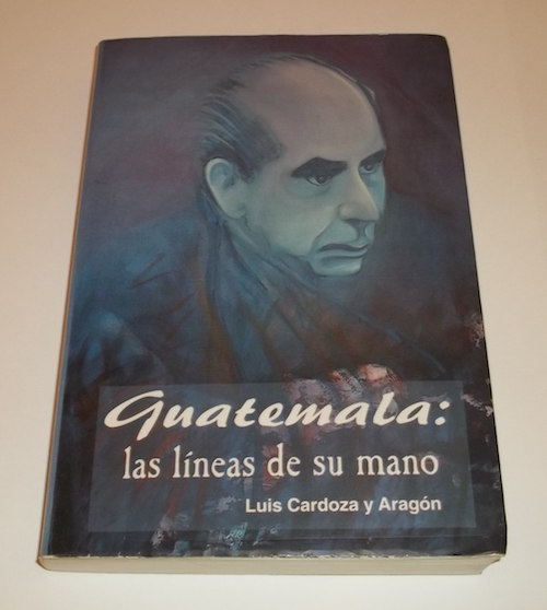 Guatemala, Las Lineas de su Mano - foto: mercolibre.com.ar