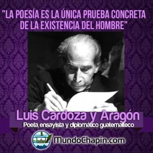 MC- poesia - Cardoza y Aragon