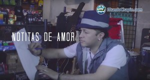 Video Musical – Notitas de Amor por Fher Estrada