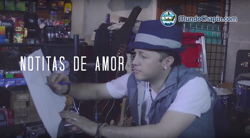 Video Musical – Notitas de Amor por Fher Estrada