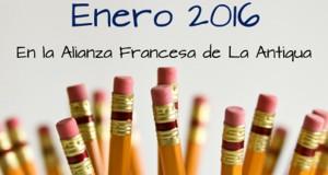 Inicio de clases Alianza Francesa en La Antigua Guatemala