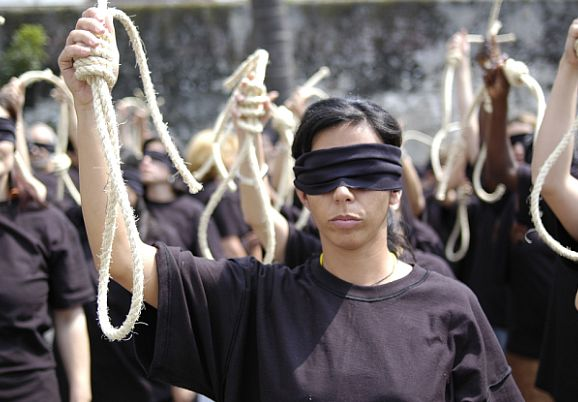 La pena de muerte foto por newsodn org - La Pena de Muerte en Guatemala