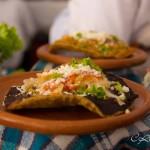 comida Tostadas con frijoles foto por Carlos Cordon 150x150 - Galería de Fotos de Guatemala por Carlos Cordón